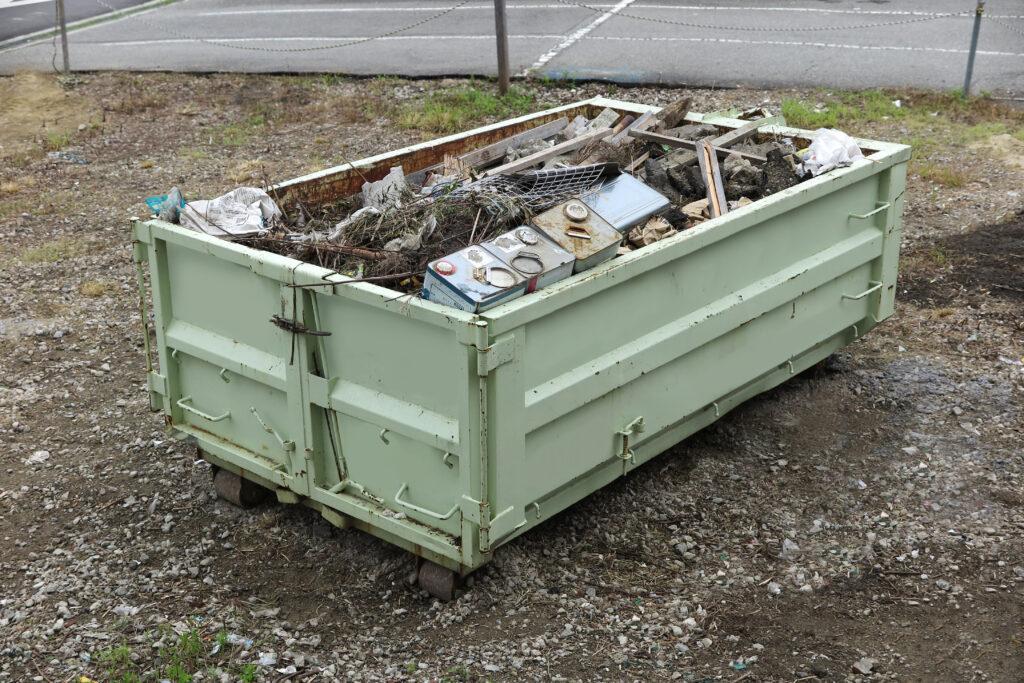 廃棄物処理費の基準をご存知ですか?
